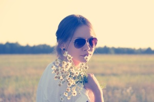 girl-flowers