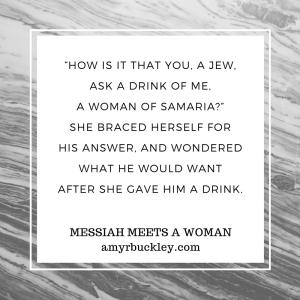 Messiah Meets A Woman MEME